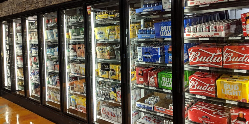 Cranbrook Beer Store Fridges