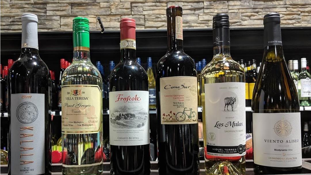 Cranbrook Organic Wine Store