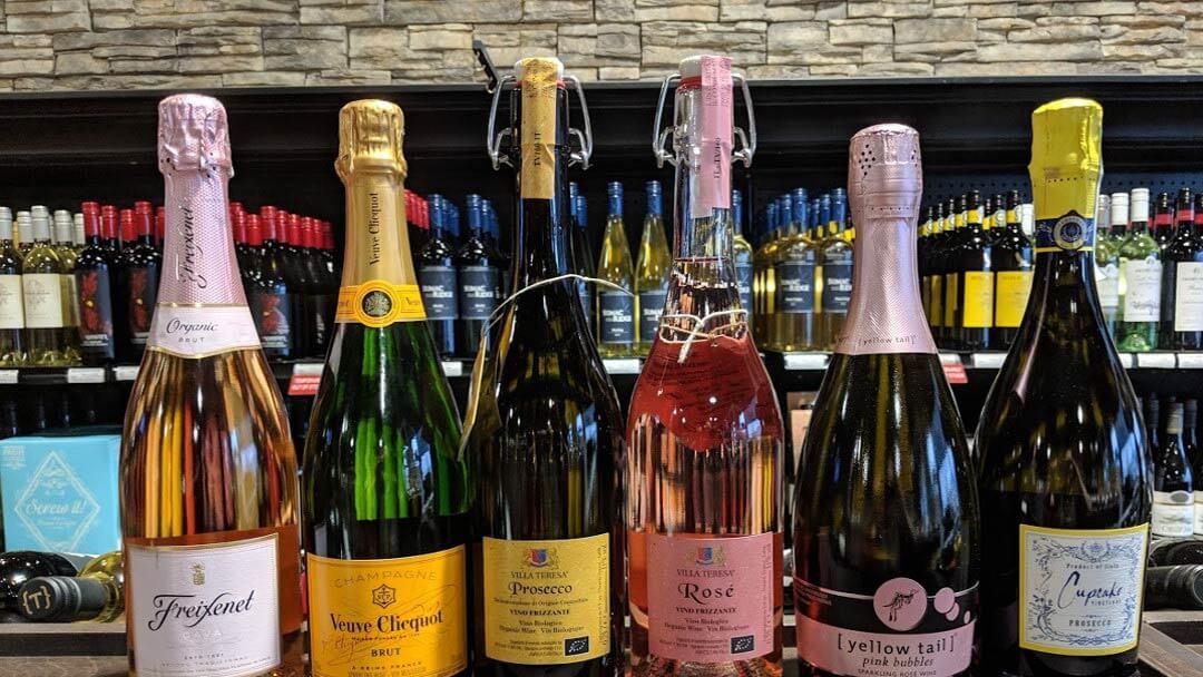 Cranbrook Sparkling Wine Store